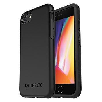 כיסוי אייפון 7/8 שחור OtterBox Symmetry