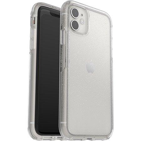 כיסוי iPhone 11 נצנץ שקוף OtterBox Symmetry