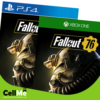Fallout 76 PS4 / Xbox One