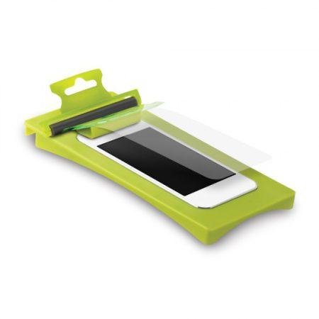 מגן מסך סיליקון לאייפון X פיורגיר – Extreme Impact Screen Protector PureGear
