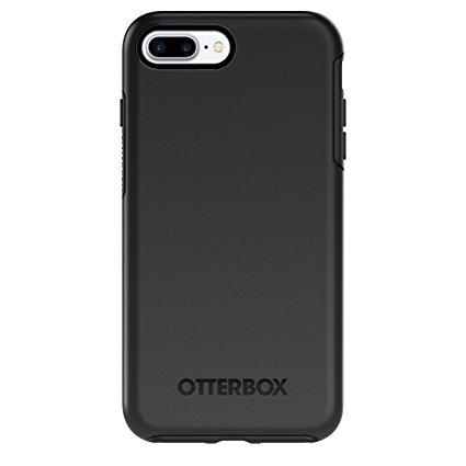 כיסוי אייפון 7/8 פלוס שחור OtterBox Symmetry