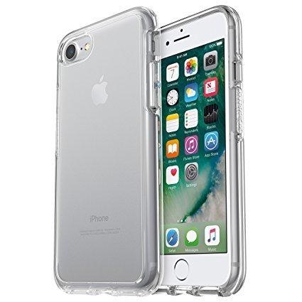 כיסוי אייפון 7/8 פלוס שקוף OtterBox Symmetry